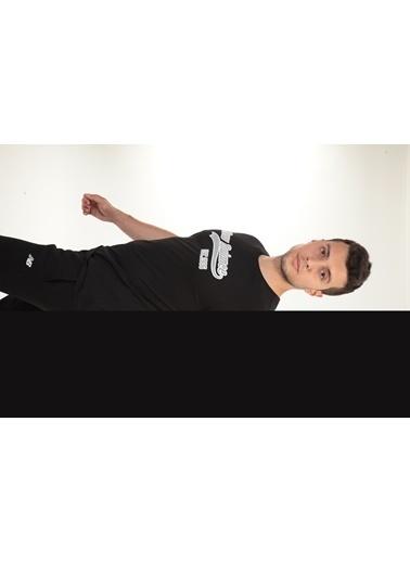 New Balance Erkek New Balance  Logo Tişört MPT027-BKSIYAH Renkli
